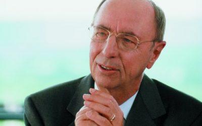 Professor Dr. Berthold Leibinger ist verstorben