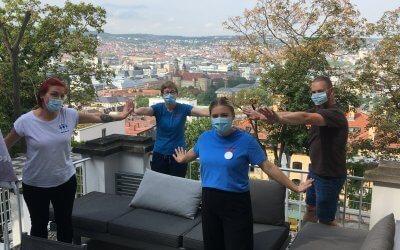 Eine besondere Zeit im Kinder- und Jugendhospiz Stuttgart