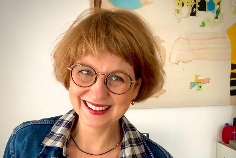 Jeanette Neumann-Maile ist neue PR-Mitarbeiterin für das HOSPIZ STUTTGART